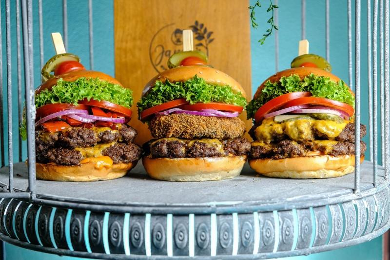 Jamie Burger Frankfurt